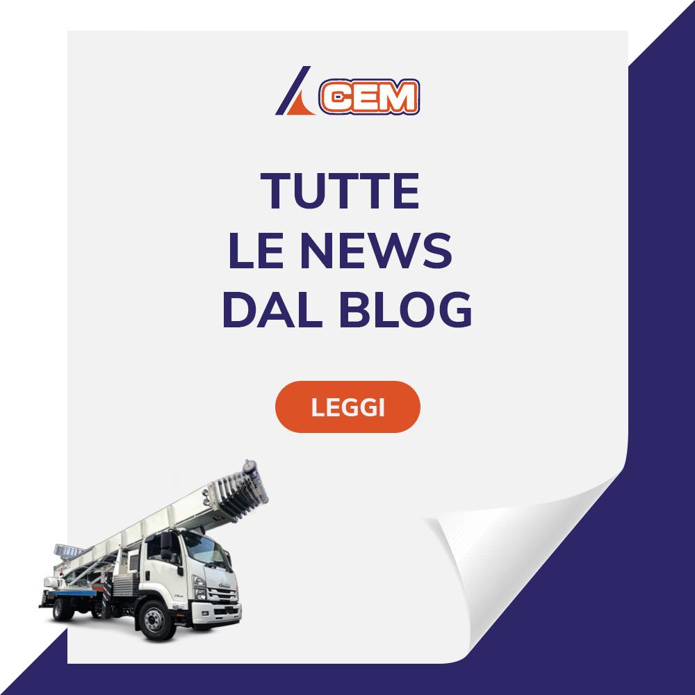 Scopri tutte le news CEM