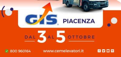 CEM espone in Fiera al GIS 2019