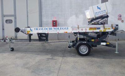 Consegnata in Puglia una nuova Easy 24 Metri a LV Traslochi
